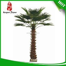 Exterior profesional palmera artificial