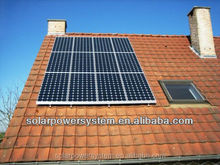 Complete with battery and brackets 15000w 3 off grid home solar system