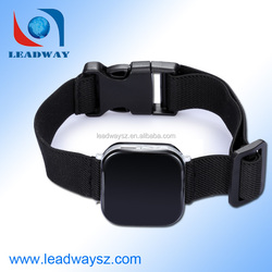 Alibaba top popular mini pet tracker collar gps cat LDW-TKP19Q