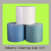 Industrial cleaning wipes(perforated rolls) replace dupont industry wipes