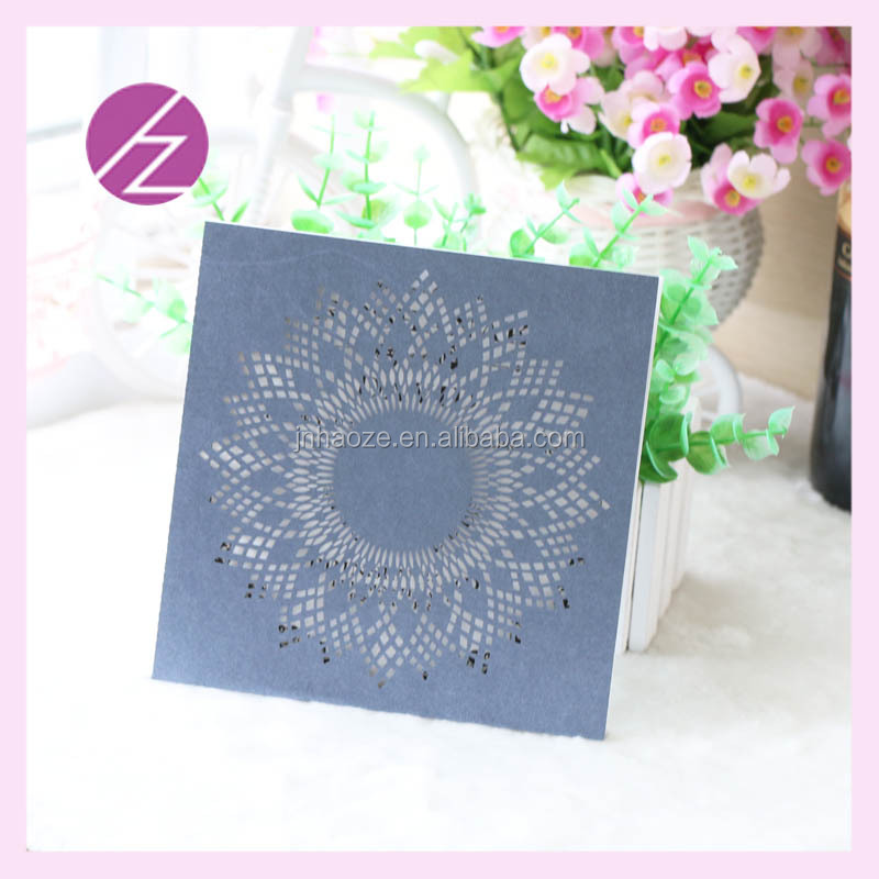 2016 Indian Wedding Card Invitation Card Model Elegant Wed Invitation Qj 158