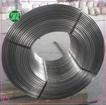 Pure Ferro Calcium Cored Wire Metal Products