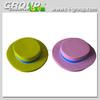 promotional decor props, creative decorative hat, colourful festival fibreglass decoration
