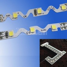 Great for Channel Letters/Sign Illumination S shaped flexible LED ribbon
