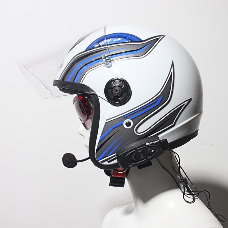Гарнитура для шлема Netphone 3pcs/set interphone 3 bluetooth celular g