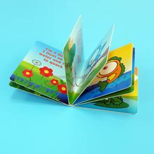 Professional manufacturer custom children coloring book printing