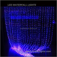 Waterfall lamp,waterfall lighting effect,waterfall light