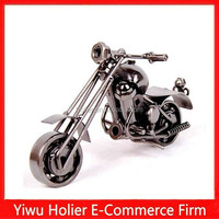 Fashion metal craft motorcycle model motorcycle lovers' souvenir