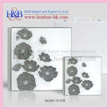 10*10 New Design Digital PVC Sheet Black Page Fancy Photo Album