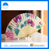 Bamboo Material Hand Fan Handicraft Products