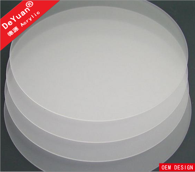 Milk white round shape  pmma  acrylic diffuser sheet wholesale (4).png