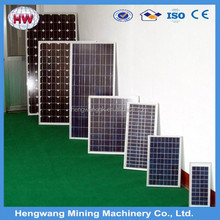 screw pile or rammed post base solar power system solar panel mounting system