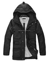 Customize sample winter jacket wholesale for men