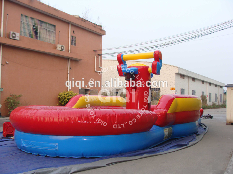Juegoinflable del deporte/inflable de alta calidad bungee jump