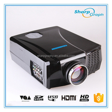 Best Quality 2600 Lumens 1080P LED Video Projector LX768