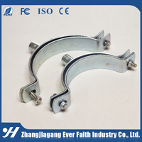 High quality 100% Steel Clamp On Pipe Fittings