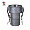 DN15-DN150 threaded male quick release couplings, camlock coupling