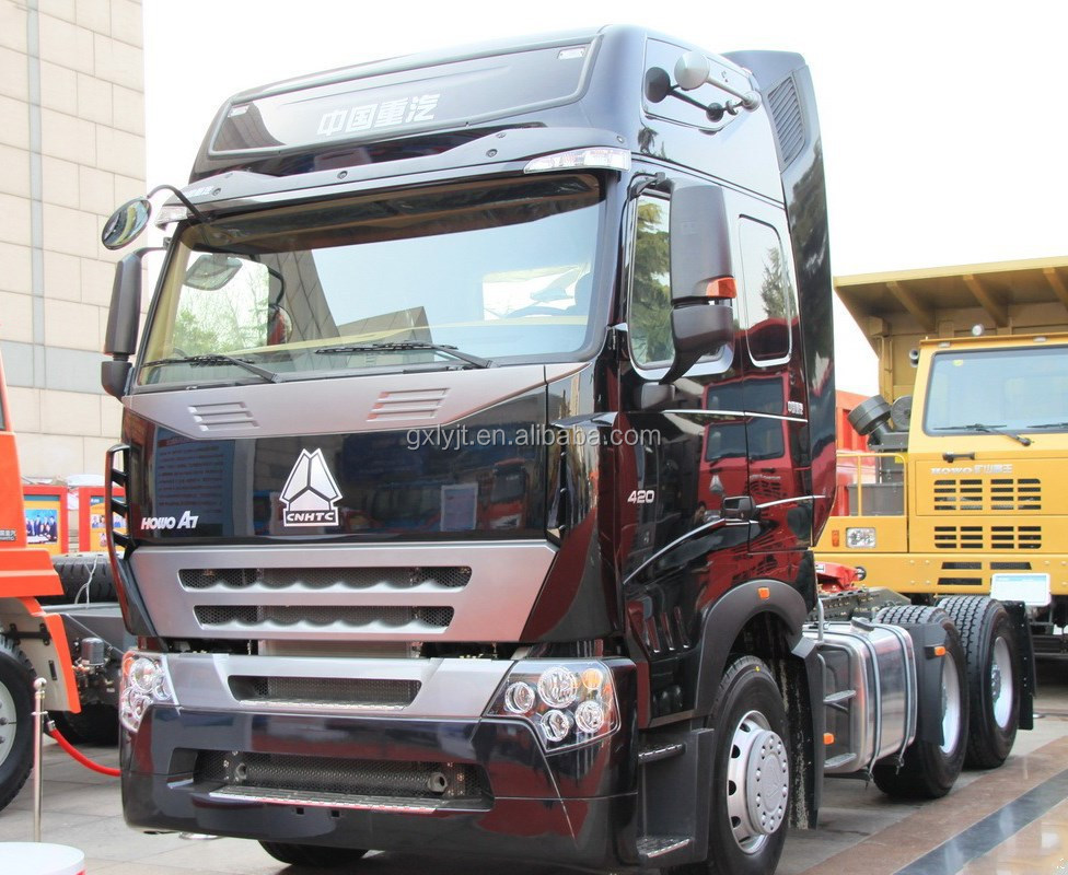 Howo a7 Tractor Truck