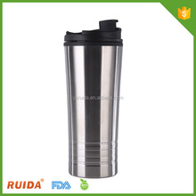 2015 new design BPA free double wall stainless steel water bottle
