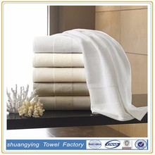 large stock cheap bath towel for promotion