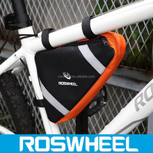 Bicycle Tube Package/Cycling Front tube Triathlon Bag mobile phone bag 12490 carbon bicycle frame cheap