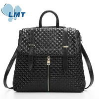 online shop alibaba hot selling 4 colors genuine leather women backpack