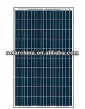 high efficiency with big power 240 w mono solar panel