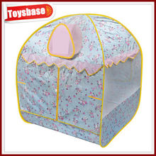 Kids folding house tent,princess tent