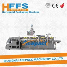good price pillow bag packaging machine with high output hot filling