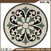 Custom marble medallion/beautiful pattern medallion floor tiles/wholesale mosaic tile