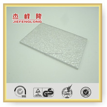 Bayer plastic raw material roofing sheet embossed pc sheet