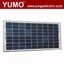 M003M SERIES High Green Solar Energy sunpower 55 to 65 watt flexiable solar panel system small solar panel