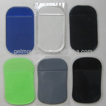 Sticky silicone anti-slip pads