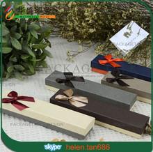 Hot Sale Luxury Custom Logo Printed Fashion paper pen gift box