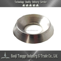 Titanium Cup Spring Washer m8 Cup Washer