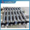 China OEM Low Volume Steel Shaft Prototyping Large Parts