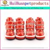 Waterproof dog shoes eco-friendly pet shoes