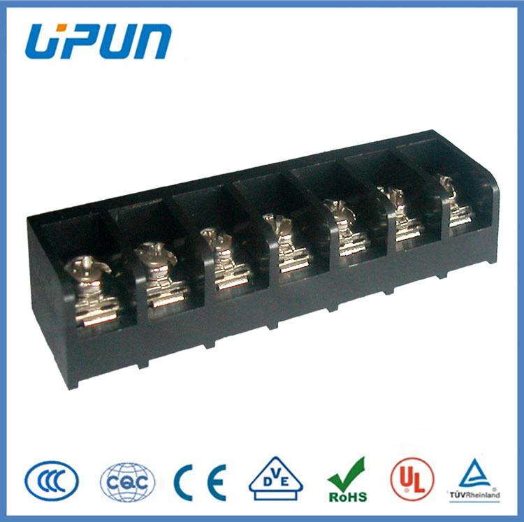 Screw Clamp Terminal Blocks 7 Way Utv 24s B 7p Upun 2 5mm