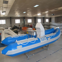 Good quality hypalon inflatable RIB boats for sale(M-022)