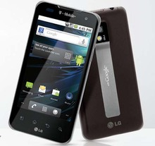 4.0-inch T-Mobile G2x P999 Cell phone