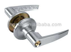 high quality tubular leverset grade 3 door lock