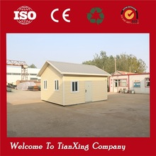 china supplier modern highly green steel prefab house home special container