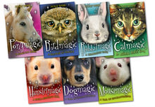 An Animal Magic Story Collection Holly Webb 7 Books Set pony, cat, dog, and more