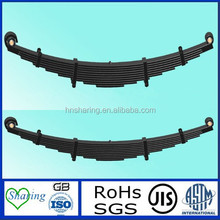 double eyes trailer used steel leaf spring