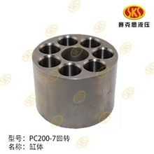 Construction machine PC220-7 excavator hydraulic swing motor repair parts have in stock china factory