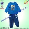 los niños nuevos productos de estilo de invierno chico 2 piezas traje ropa ropa de niños de trajes
