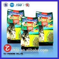 custom printed plastic zipper bag for pet food See larger image custom printed composite plastic zipper bag for pet f