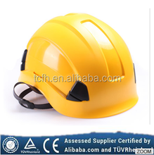 Working aloft and outdoor climbing safety helmet skilling hard hat
