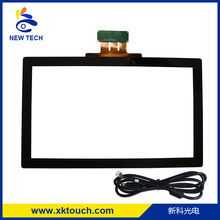 Up to 10 points touch COB TP type Surface Capacitive Touch Screen for lcd screen