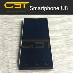 Hot seling V8 big screen smart phone